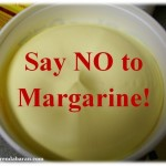Say no to margarine 2