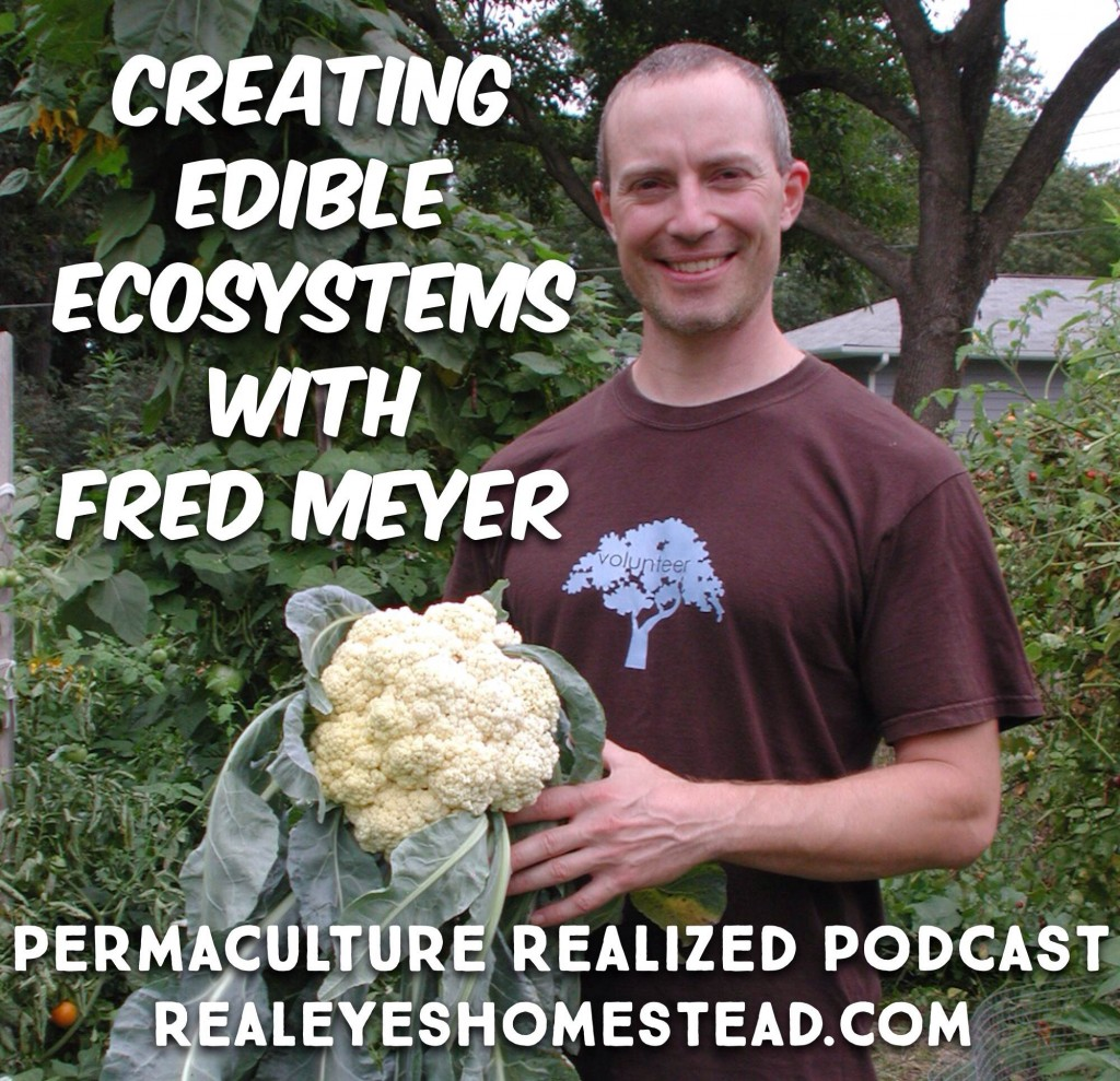 Permaculture Realized Podcast Episode 8 Creating Edible