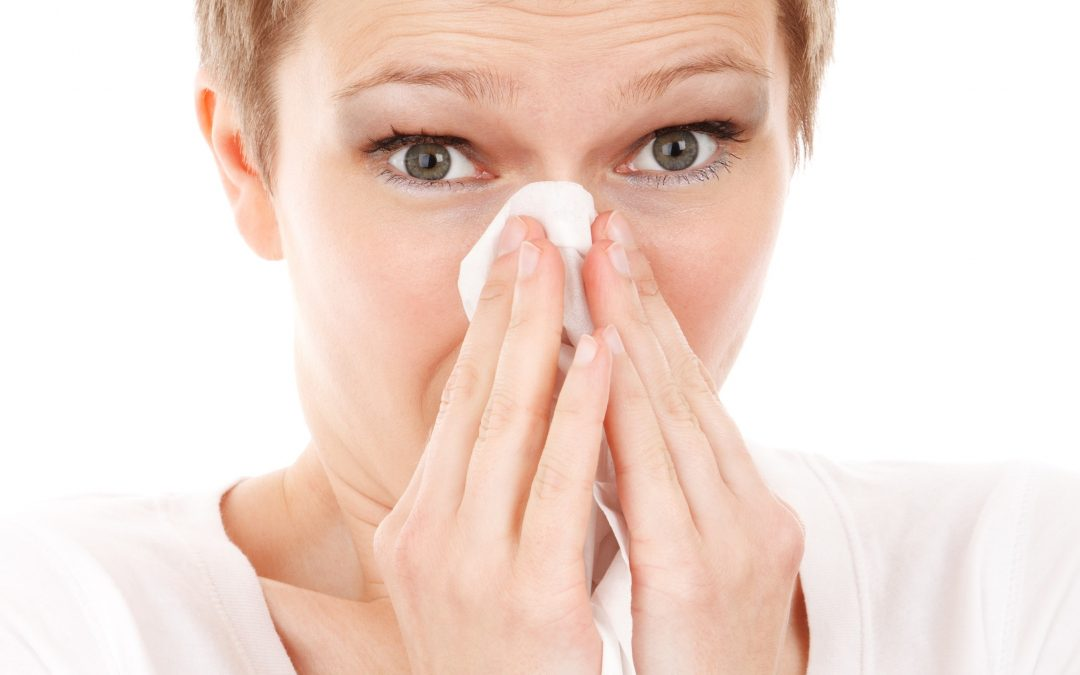 Battling Allergies with a Natural Approach